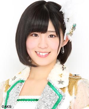 岡田美紅_2016年SKE48公式プロフィール写真