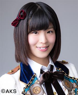 岡田美紅_2017年SKE48公式プロフィール写真