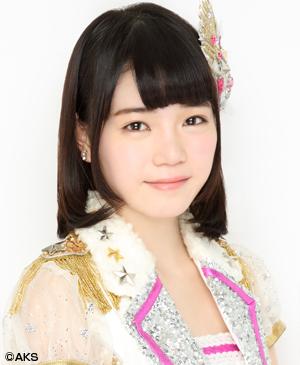 川合杏奈_2016年SKE48公式プロフィール写真