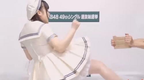 武藤小麟_AKB48 49thシングル選抜総選挙アピールコメント動画_画像 (1026)