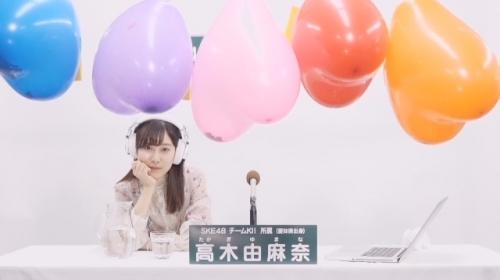 高木由麻奈_AKB48 49thシングル選抜総選挙アピールコメント動画_画像 (1285)