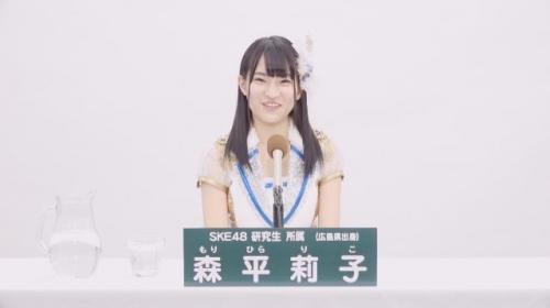 森平莉子_AKB48 49thシングル選抜総選挙アピールコメント動画_画像 (1722)