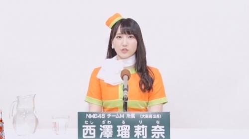 西澤瑠莉奈_AKB48 49thシングル選抜総選挙アピールコメント動画_画像 (1963)