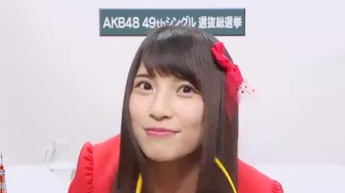 佐藤杏樹_AKB48 49thシングル選抜総選挙アピールコメント動画_画像 (2953)