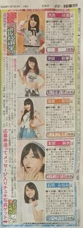 AKB48選抜総選挙 5月23日2