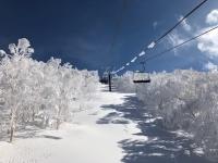 もなか ブログ スキー1-1