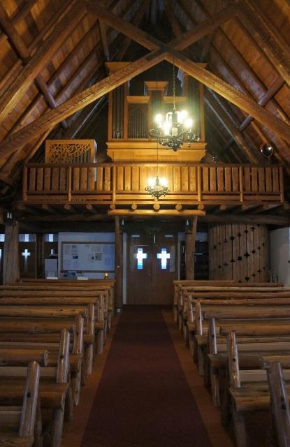 軽井沢聖パウロ教会 6
