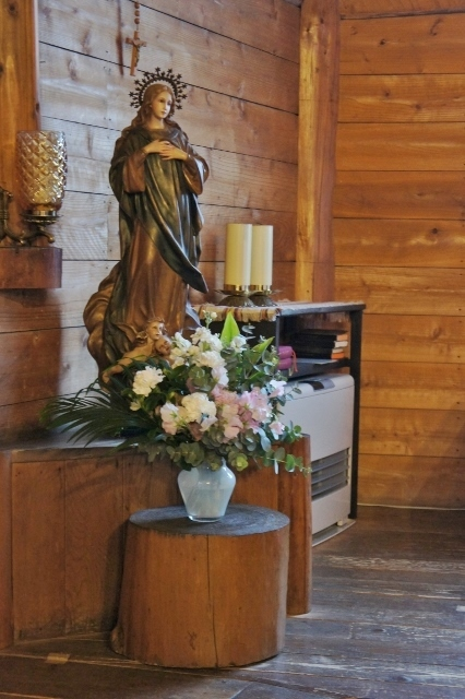 軽井沢聖パウロ教会 12
