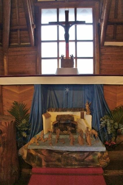 軽井沢聖パウロ教会 11