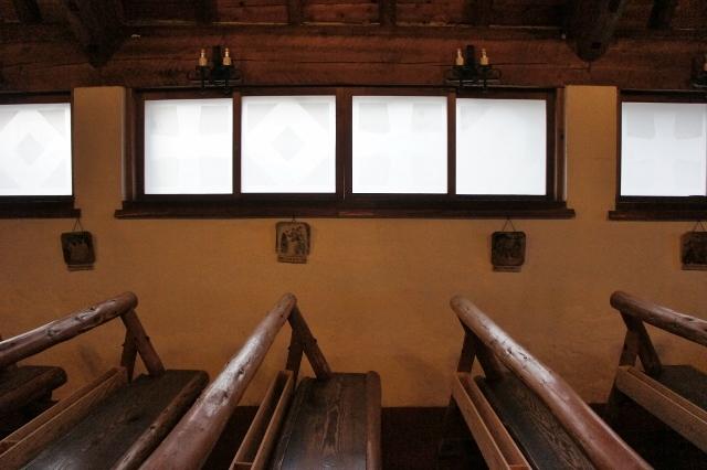 軽井沢聖パウロ教会 15