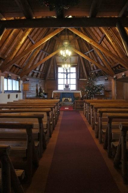 軽井沢聖パウロ教会 17