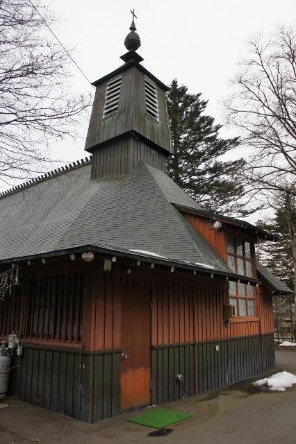 軽井沢聖パウロ教会 20