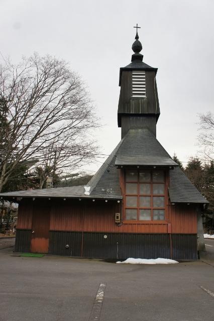 軽井沢聖パウロ教会 22