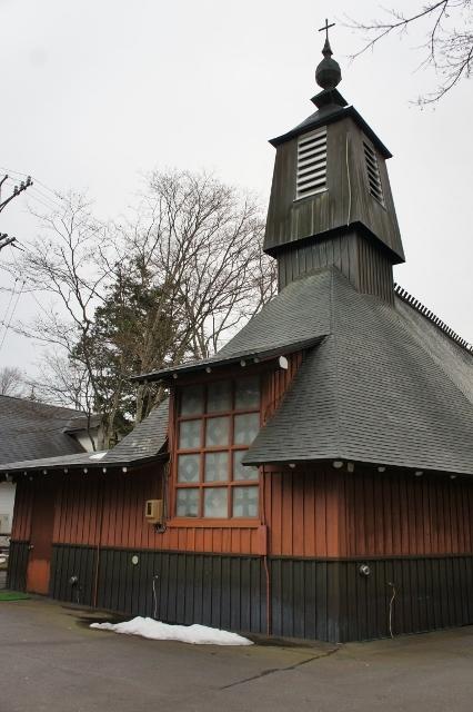 軽井沢聖パウロ教会 23