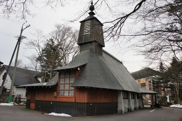 軽井沢聖パウロ教会 24
