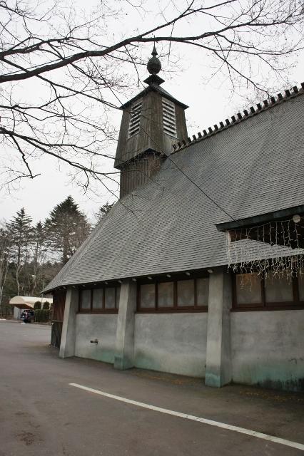 軽井沢聖パウロ教会 26