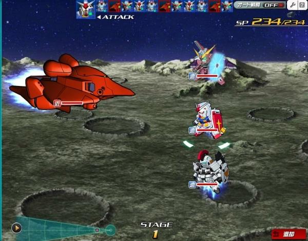 SDOP 0083 任務 ヴァルヴァロ戦1