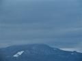 雪のスキー場