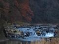 広瀬滝付近