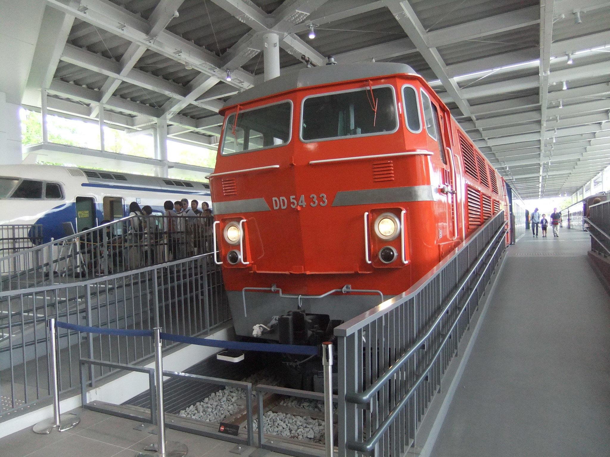 梅小路鉄道博物館