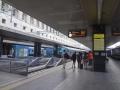 テルミニ駅の様子
