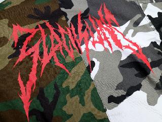 ANDSUNS (アンドサンズ) x BLACK FLAME (ブラックフレーム)