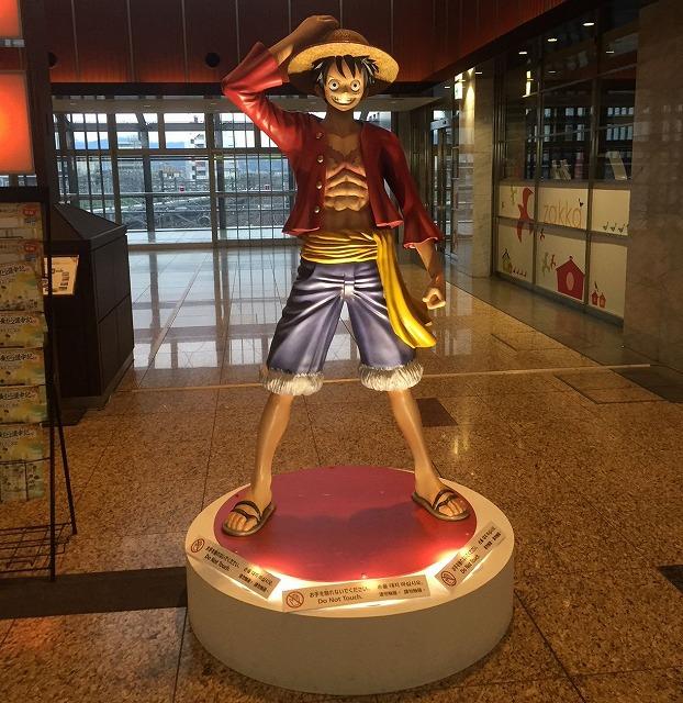 京都駅ワンピース1