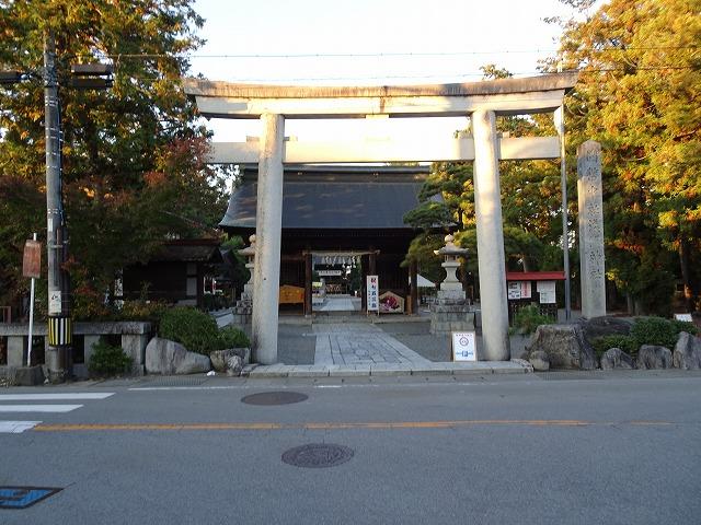 甲斐浅間神社1
