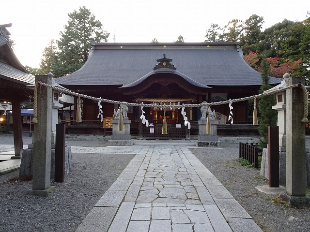 甲斐浅間神社2