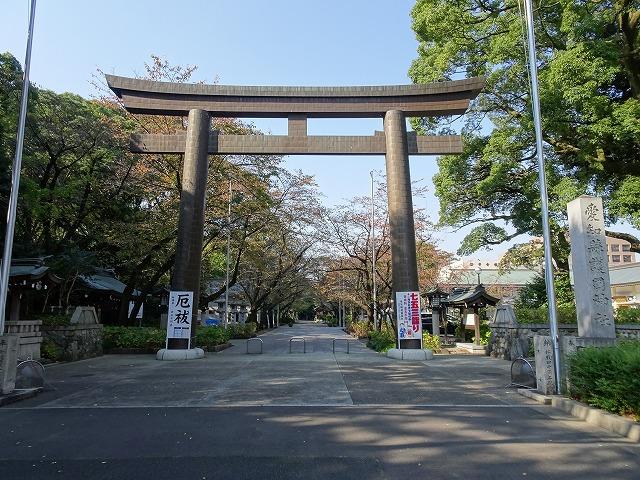 愛知護国神社1
