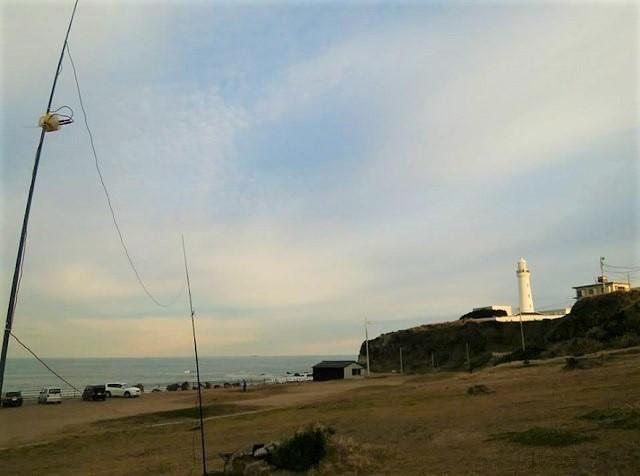201711君ヶ浜でDX