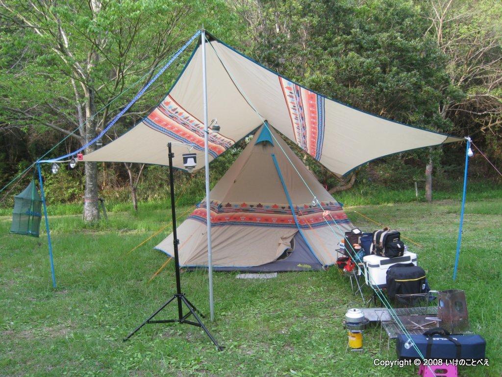 まる焼きキャンプ前夜祭