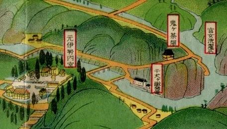 千丈ヶ嶽発電所