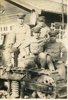 8戦車長時代