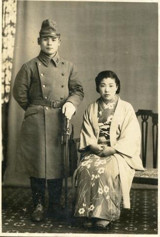 13陸軍曹長時代と祖母