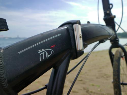 チョイ乗り、輪行、ダイエットマシーンにおすすめの折り畳み自転車DAHON