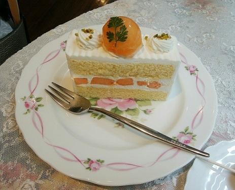 アニバーサリー ショートケーキ