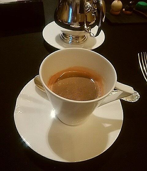 ガストロノミー ジョエルロブション コーヒー