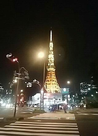 ステラガーデン プロモ 東京タワー