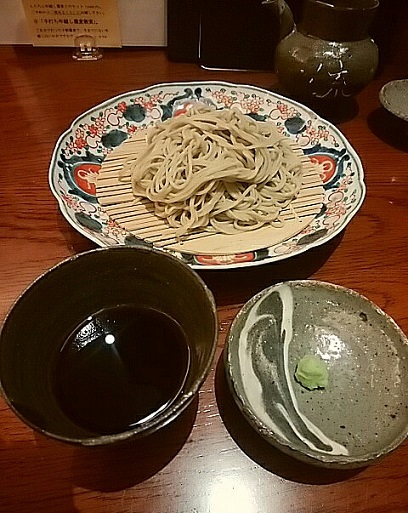 流石 蕎麦&天つゆ