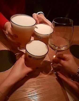 ラス 乾杯