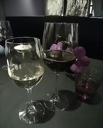 2017ロブション忘年会 ワイン