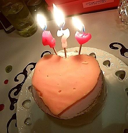 ドールーム ケーキ