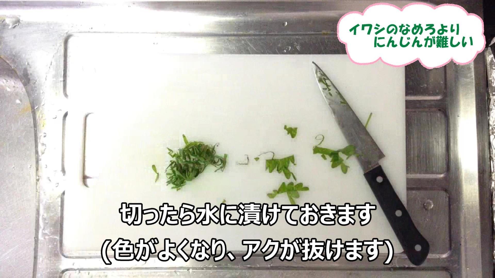 なめろおろし(8)