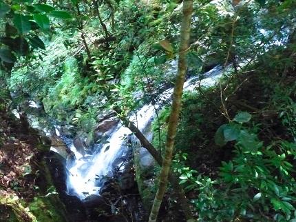 竜頭ヶ滝・雌滝_その2