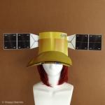 JAXA人工衛星被り物・帽子