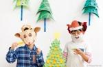 クリスマス仮装装飾