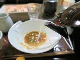 17-10-25 蕎麦湯