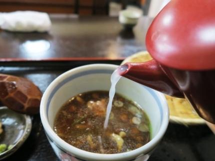 17-10-31 蕎麦湯