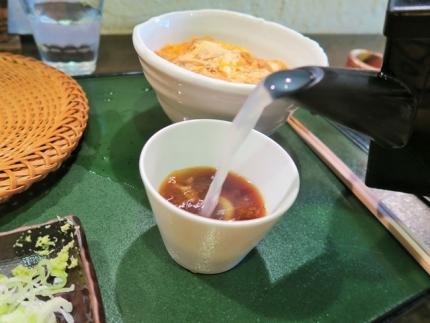 17-11-26 蕎麦湯